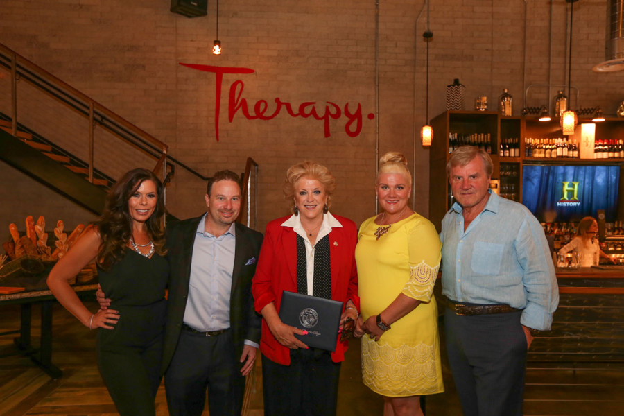 Haute Spots: Therapy Open in DTLV