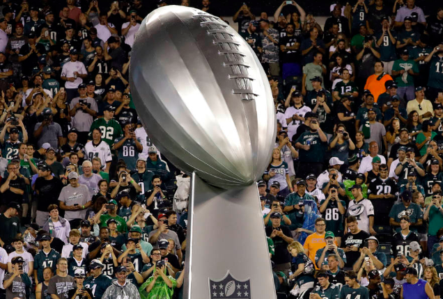 Here's where to watch the Super Bowl LIV in the Las Vegas valley
