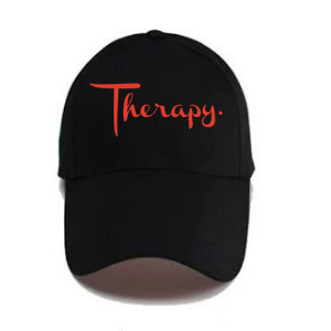 Therapy face cap