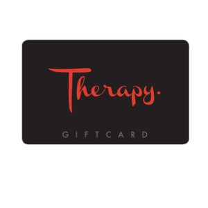 therapy gift card